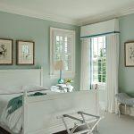 Спальня в стиле кантри