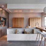 Ниша в стене на кухне
