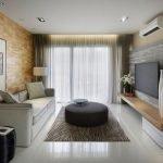 Оригинальная мебель в гостиной