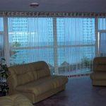 Красивые шторы в гостиной