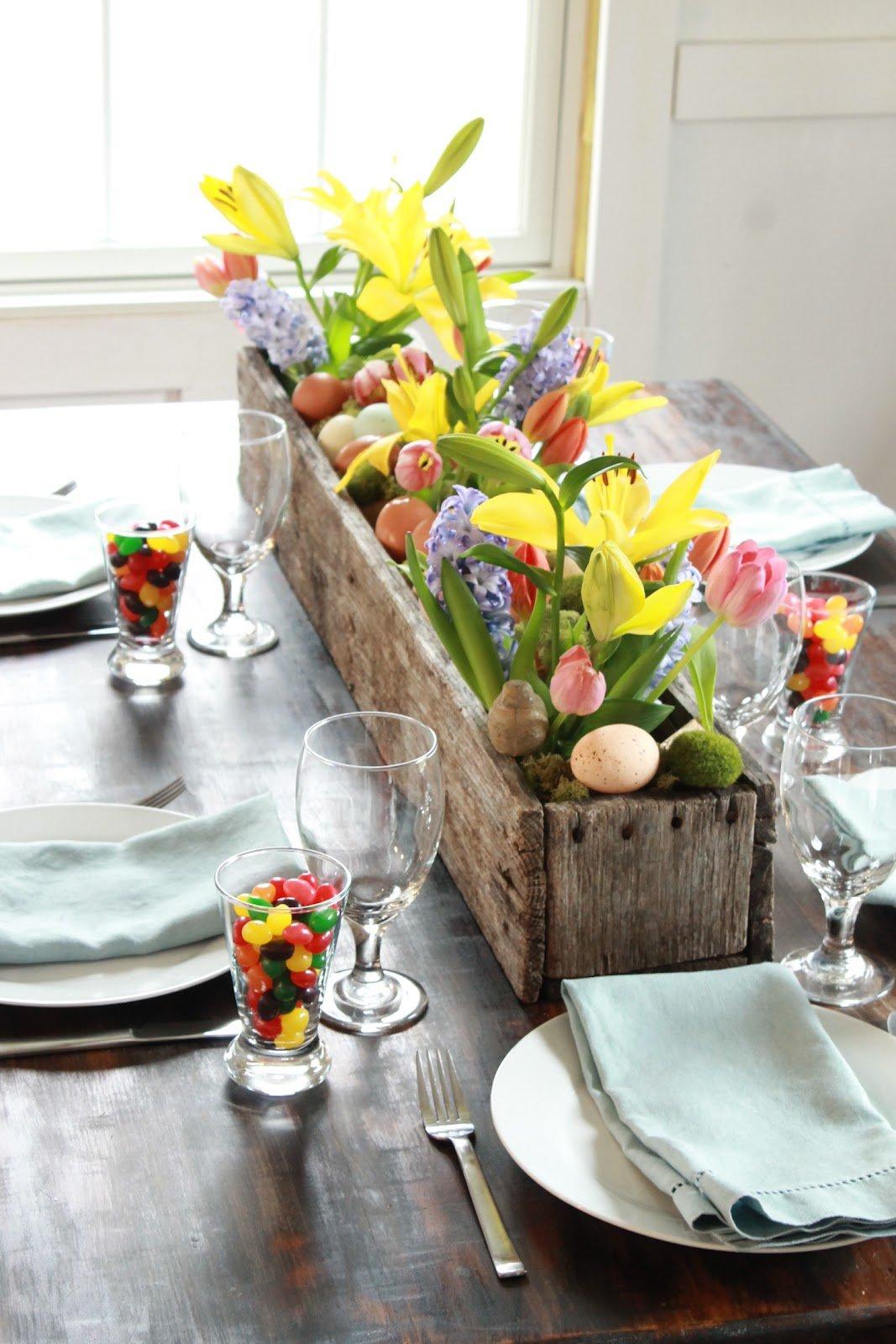 как украсить весенний стол фото кабину, завели