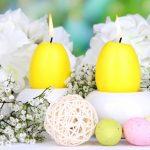 Цветы и свечи