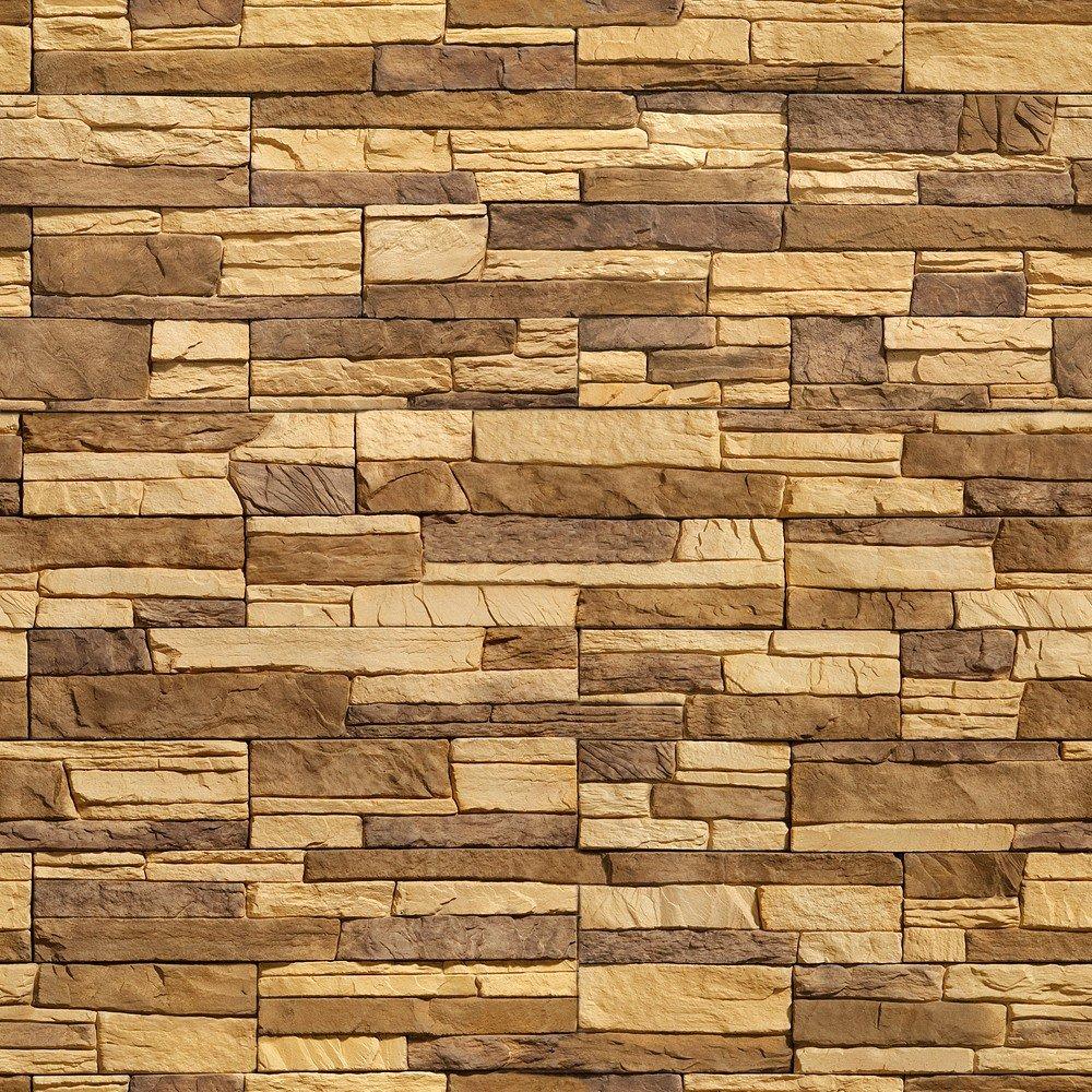 Фасадная плитка под камень