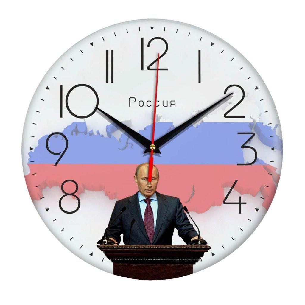 Путин на часах