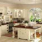 Половики на кухонном полу