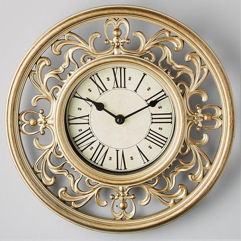 Часы в классическом стиле