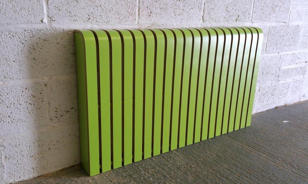 Зеленый радиатор