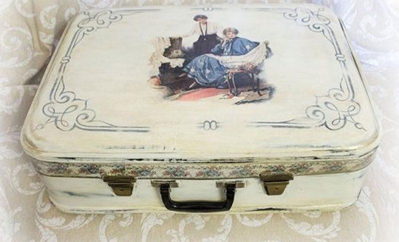 Готовый чемодан