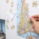 Мозайка на магните для кухни