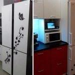 Красивые узоры на кухне