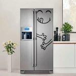 Забавный дизайн холодильника