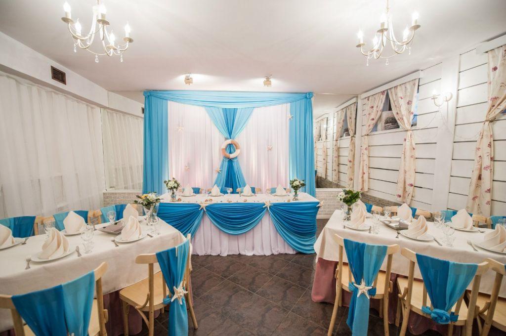 Свадебный зал в средиземноморском стиле