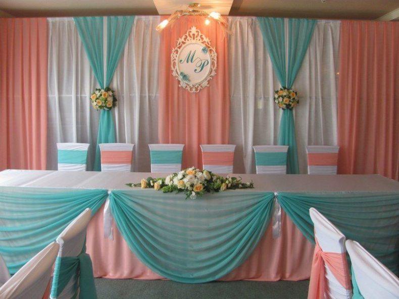 брошенная украшение зала на свадьбу тканью видео хоть смотрите