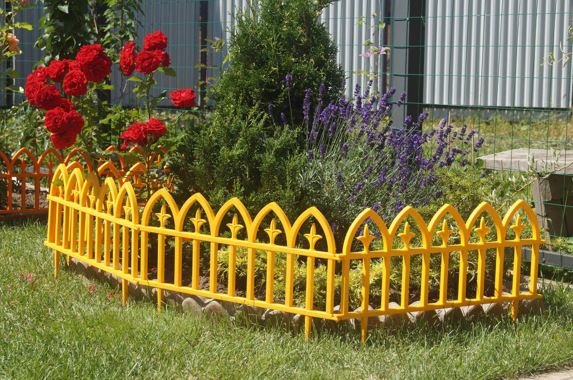 Забор для палисадников своими руками фото 513