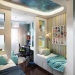 Космос на потолке