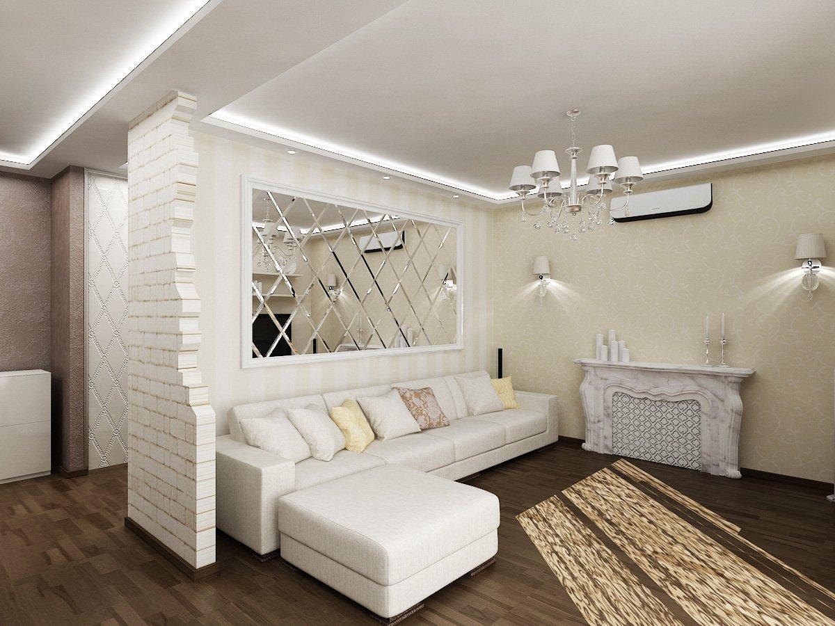 дизайн квартиры в светлых тонах 75 фото примеров интерьера