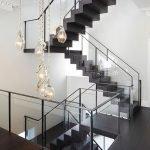 Лестница для многоэтажного дома