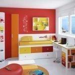 Красочный интерьер в детской