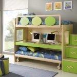 Кровать-трансформер в детской