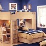 Компактная мебель для детской