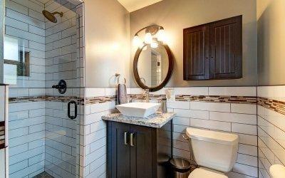 Дизайн ванной комнаты 6 кв. м с туалетом +50 фото идей интерьера