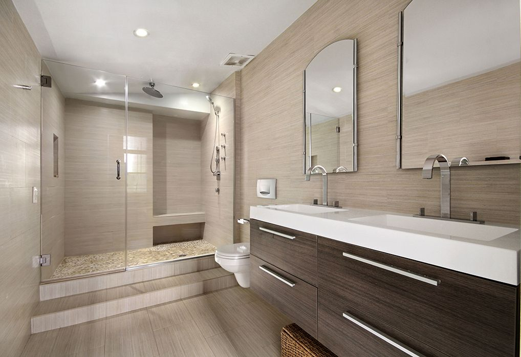 bathroom designs with walk in shower