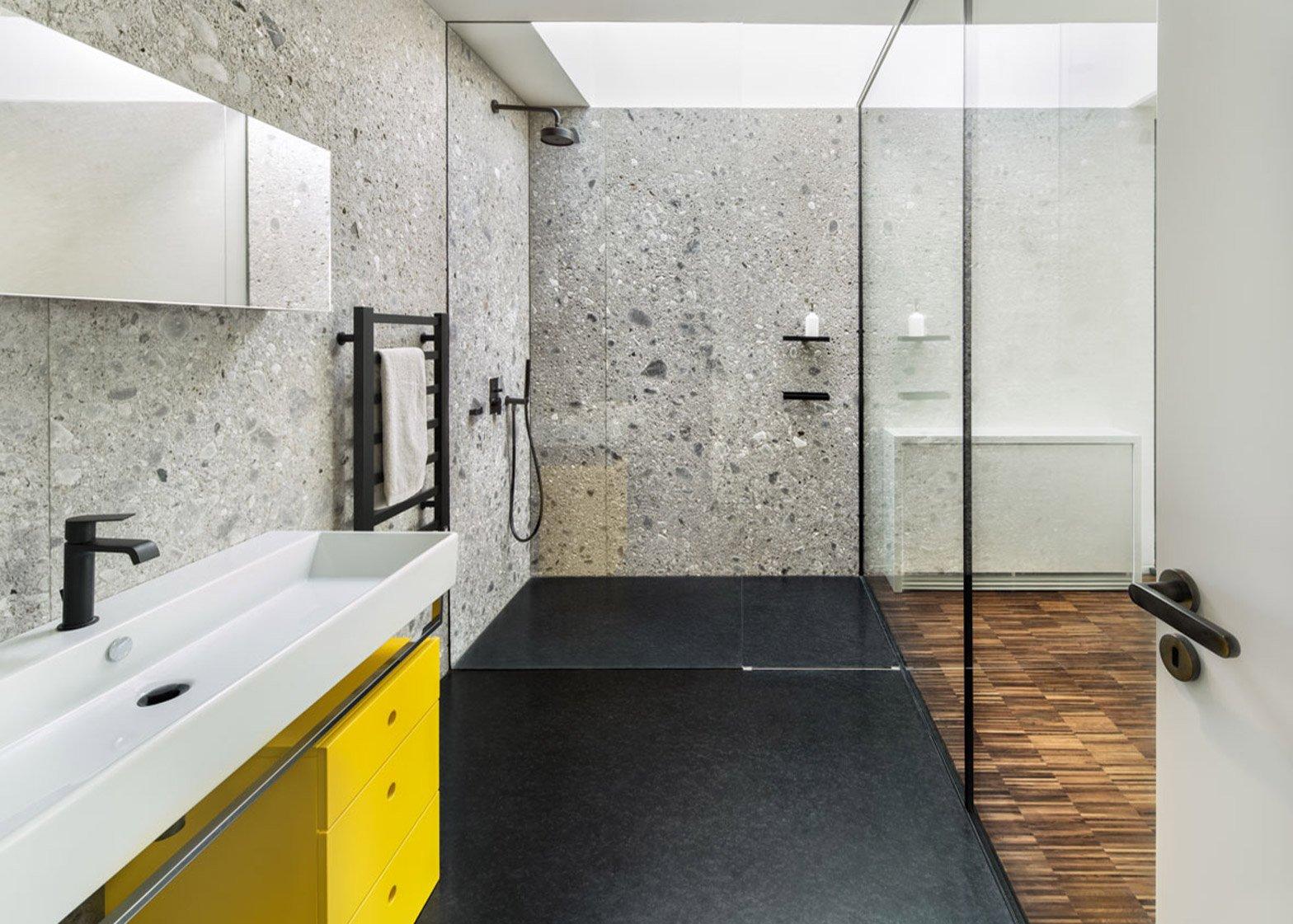 Декоративная плитка в ванной комнате