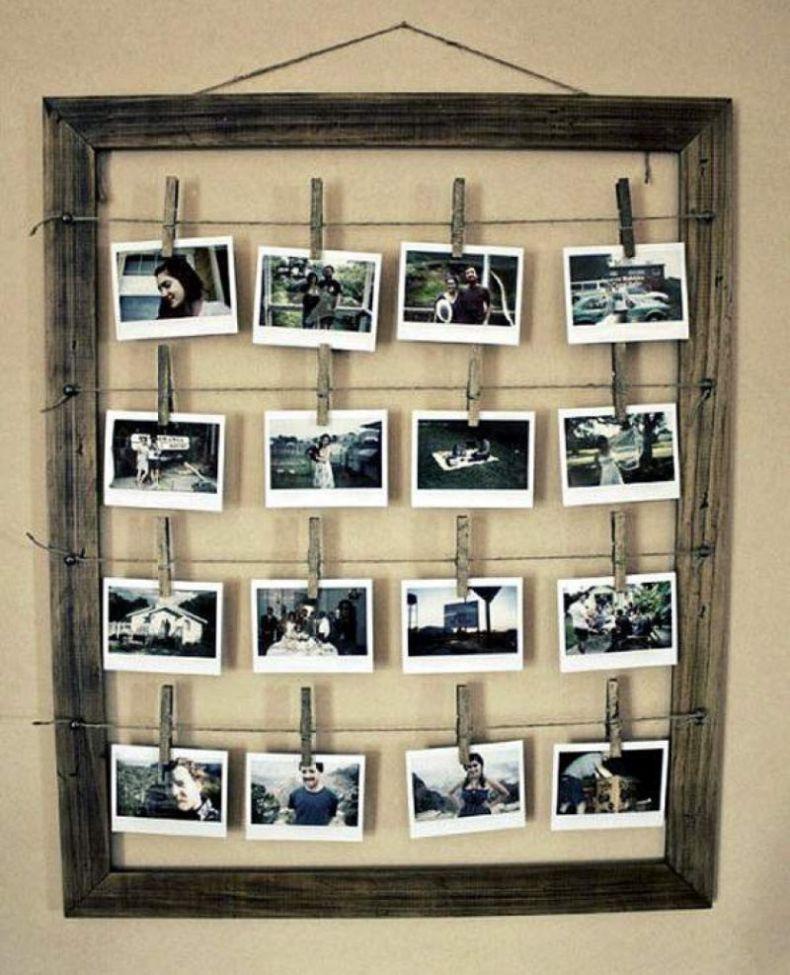 """Пример размещения фотографий на """"просушку"""""""