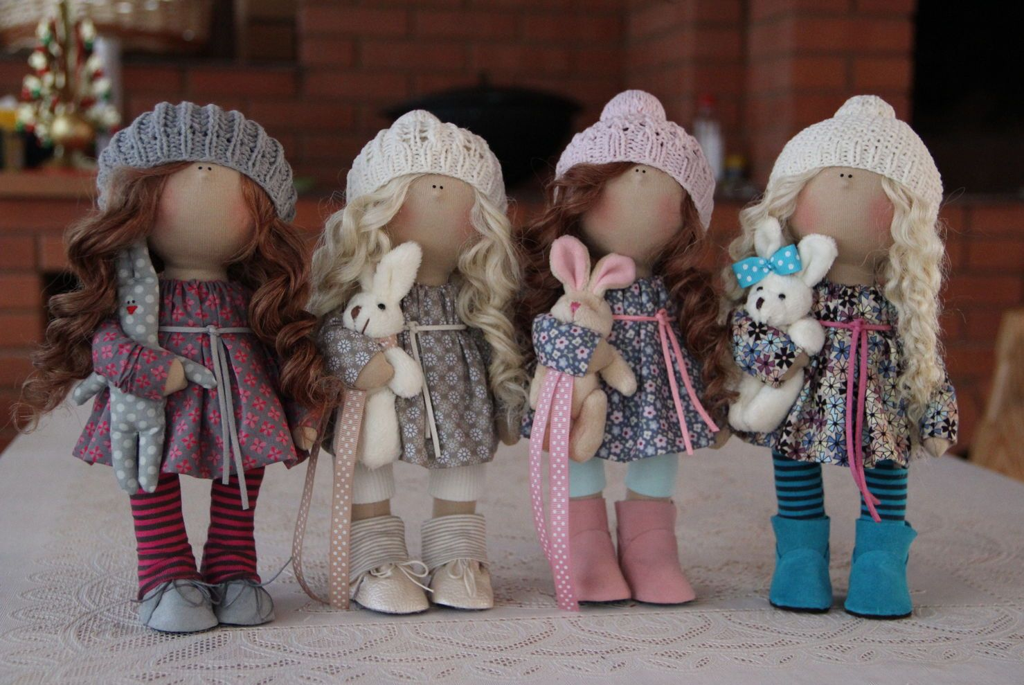 Куклы своими руками схемы и фото для начинающих фото 924