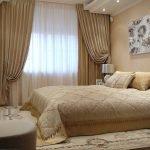 Роскошные шторы для спальни