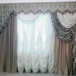 Красивые шторы для декора гостиной