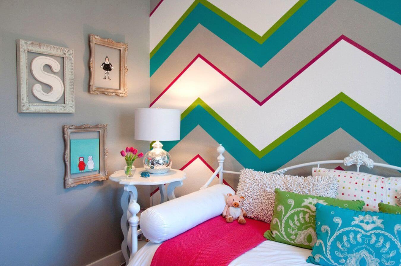 Дизайн покраски стен своими руками фото фото 878
