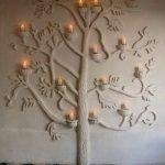 Дерево со свечами