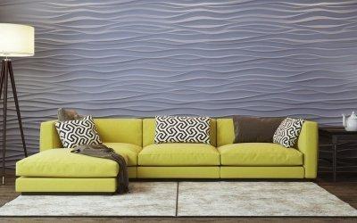Стеновые панели в интерьере +75 фото примера в дизайне