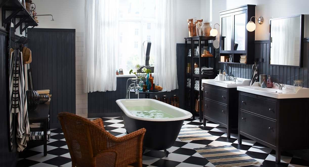 Изящный декор ванной комнаты