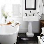 Дизайн компактной ванной комнаты