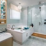Ванная комната с душем