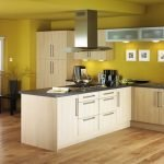 Угловая планировка на кухне