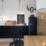 Кухня в скандинавском стиле