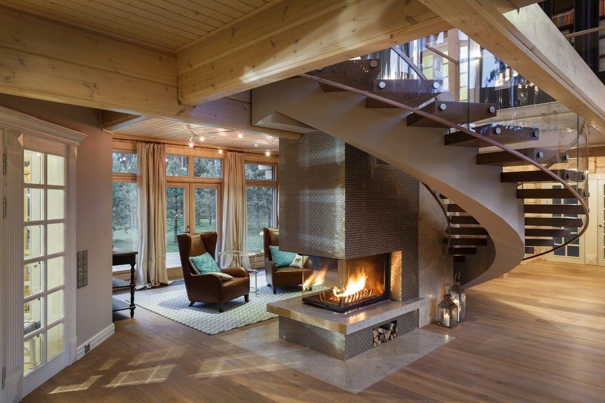 Интерьеры внутри дома в картинках