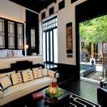 Летняя веранда в китайском стиле