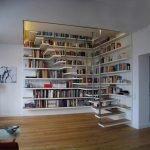 Лестница для домашней библиотеки