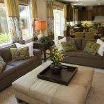 Красивый мебельный гарнитур для гостиной
