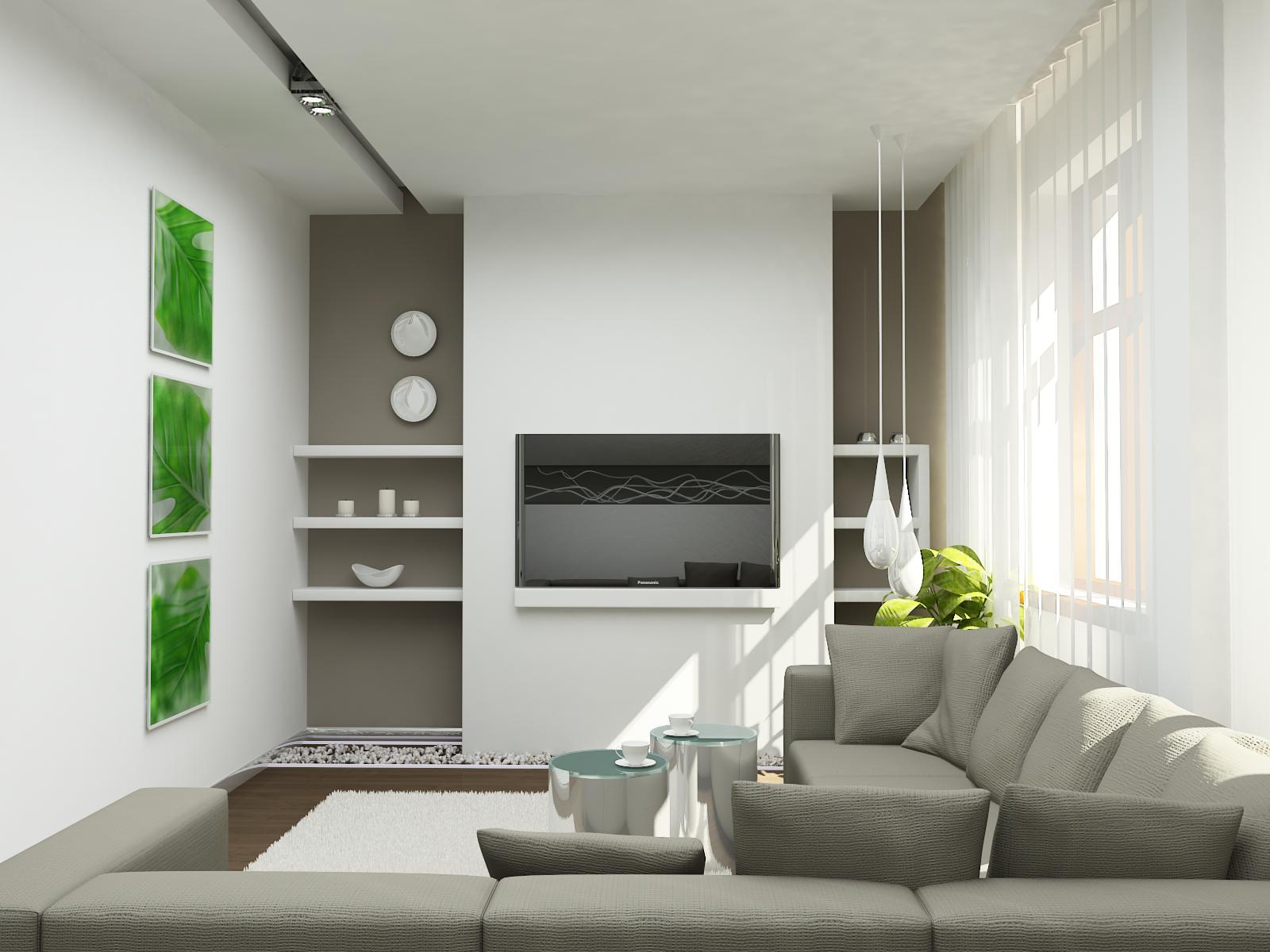 Красивые ниши в дизайне интерьера (45 фото)