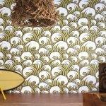 Интерьер с декором в африканском стиле