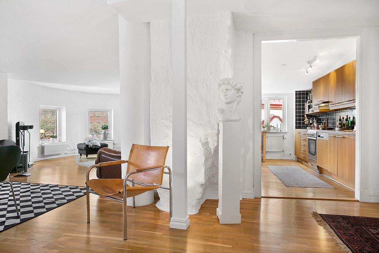 Скандинавский декор дома