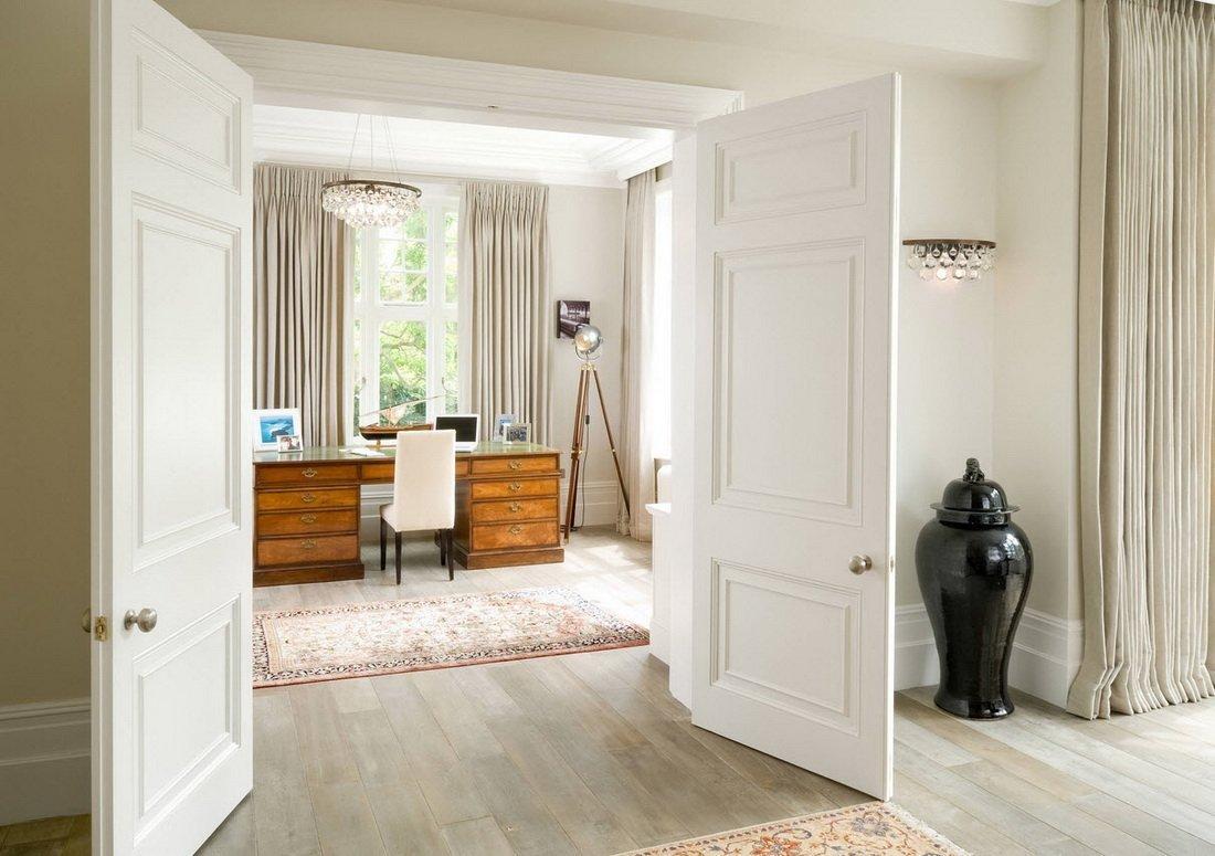 белые двери в интерьере квартиры фото информации издания, ротенбергу