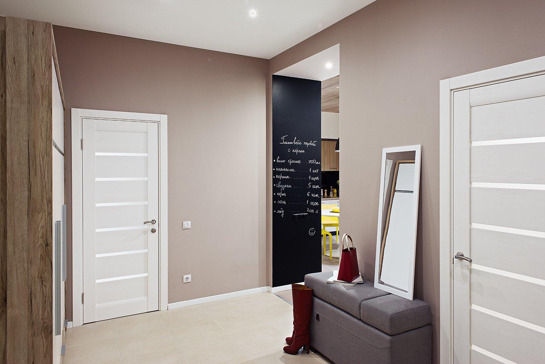 Межкомнатные двери в дизайне светлые фото