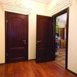Классические двери в квартире
