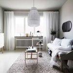 Классическая гостиная в квартире